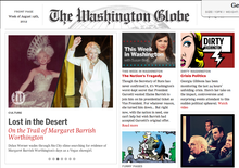 <cite>Washington Globe</cite> News