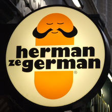 Herman Ze German