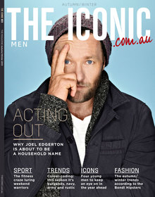 <cite>The Iconic</cite> Men's Magazine