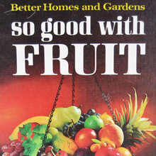 <cite>So good with Fruit<cite>