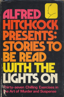 <cite>Alfred Hitchcock Presents: Stories to Be Read with the Lights On</cite>