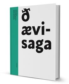 <cite>ð ævisaga</cite> (ð biography)