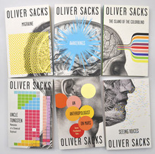 Oliver Sacks Series from Vintage Books