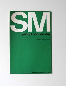Catalog covers for Stedelijk Museum