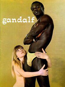 <cite>Gandalf</cite> magazine covers