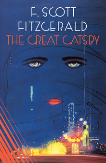 <cite>The Great Gatsby</cite> – 2004 Scribner edition