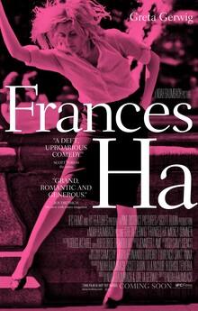 <cite>Frances Ha</cite> Poster and Website