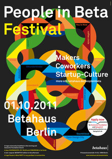 People in Beta Festival