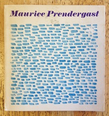 <cite>Maurice Prendergast 1859–1924</cite>, Museum of Fine Arts