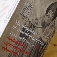 The Diaspora of Armenian Printing