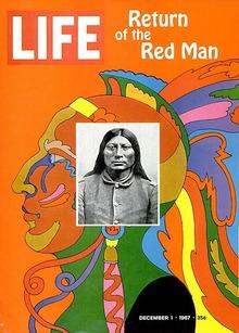 """<cite>LIFE</cite> Magazine: """"Return of the Red Man"""", Dec. 1967"""