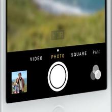 iOS 7 Camera App