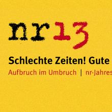 <cite>netzwerk recherche</cite> Conference 2013