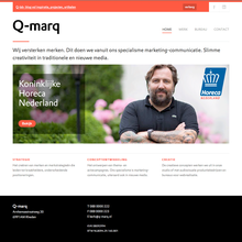 Q-marq website
