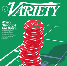 <cite>Variety</cite> 2013 Redesign