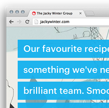 The Jacky Winter Group