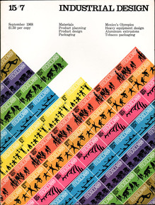 <cite>Industrial Design</cite> Magazine (1968–70)