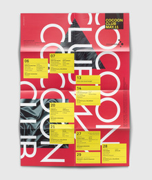 Cocoon Club: Monthly Program