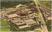 The Seyler Lumber Company's Plants, Bluefield, Virginia