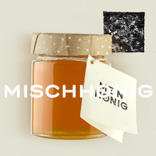 Mein Honig honey farm website