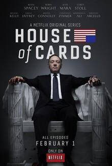 <cite>House of Cards</cite> (Netflix Series)