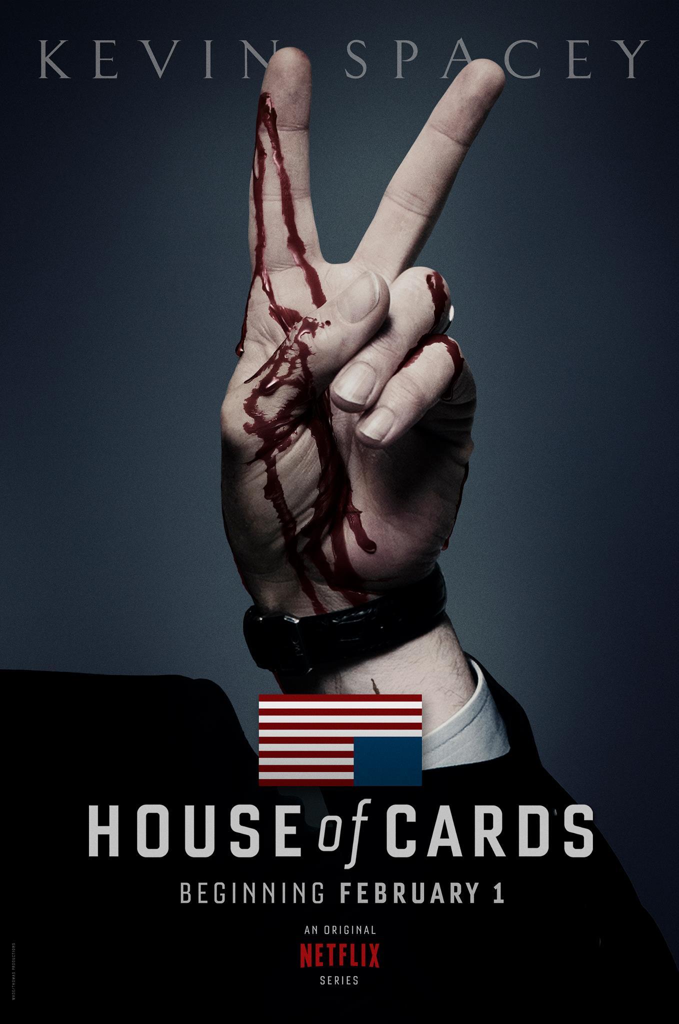 House of Cards - Saison 1