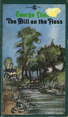 <cite>The Mill on the Floss</cite> by George Eliot