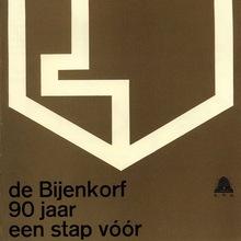 de Bijenkorf Poster