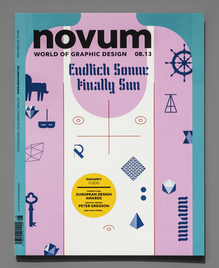 <cite>Novum</cite> magazine, Issue8/2013