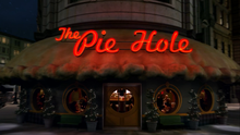 The Pie Hole from <cite>Pushing Daisies</cite>
