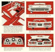 1958 Ford Thunderbird Ad