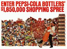 "Pepsi ad: ""Shopping Spree"""