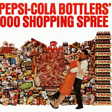 "Pepsi Ad: ""Shopping Spree"" (1964)"