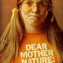 "Kotex Ad: ""Dear Mother Nature: Drop Dead!"" (1970)"