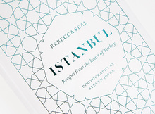 <cite>Istanbul. Recipes from the Heart of Turkey</cite> by Rebecca Seal