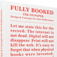 <cite>Fully Booked: Ink on Paper</cite>