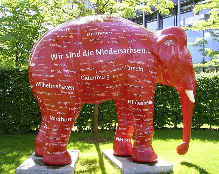 Landesvertretung_Berlin_Niedersachsen_Elefant