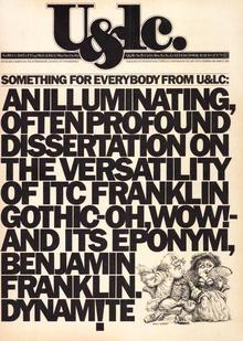 <cite>U&lc</cite>, Vol. 7 #1, March 1980