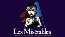 <cite>Les Misérables</cite> (Musical and Film) Logo