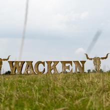 <cite>Wacken Open Air</cite> Logo