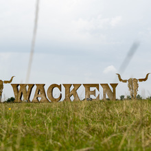 <cite>Wacken Open Air</cite> Logo