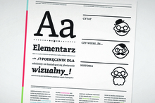 <cite>Elementarz Wisualny</cite> (Visual Schoolbook)