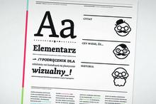 <cite>Elementarz Wisualny</cite> (Visual Schoolbook)