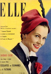 <cite>Elle</cite> magazine