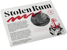 Stolen Rum Flyer