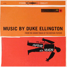 <cite>Duke Ellington: Anatomy of a Murder</cite>, Columbia Records