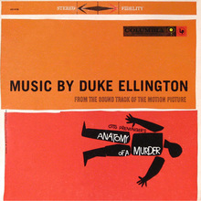 <cite>Duke Ellington: Anatomy of a Murder</cite>, Columbia Records