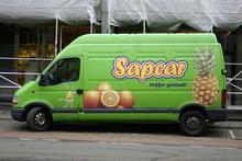 Sapcar –lekker gezond!