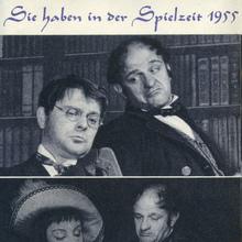 Programmheft Volkstheater Wien