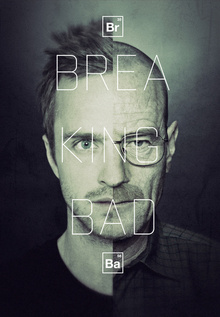 <cite>Breaking Bad</cite> Fan Art